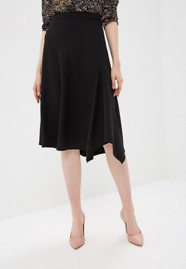женская юбка betty barclay, черная
