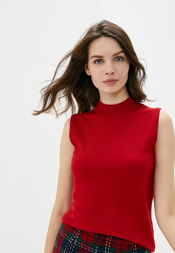 женский топ betty barclay, красный
