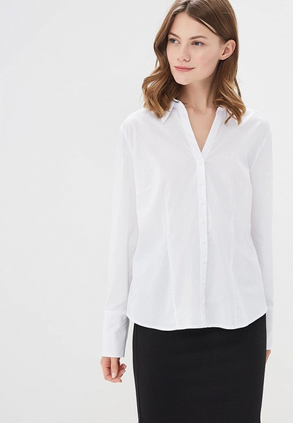 женская рубашка betty barclay, белая