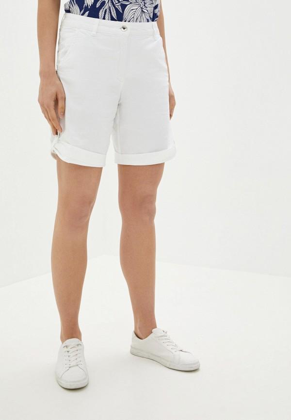 женские повседневные шорты betty barclay, белые