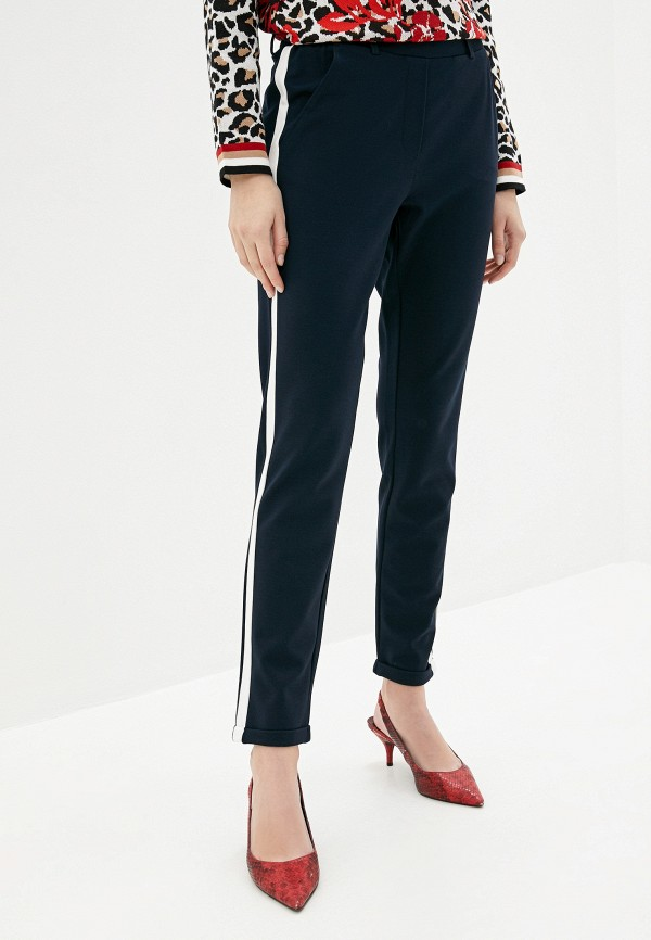 женские брюки джоггеры betty barclay, синие