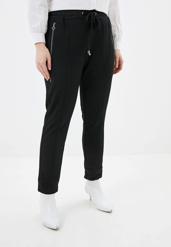 женские брюки джоггеры betty barclay, черные