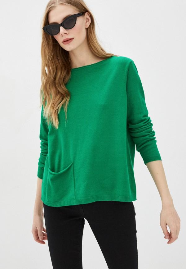 женский джемпер betty barclay, зеленый