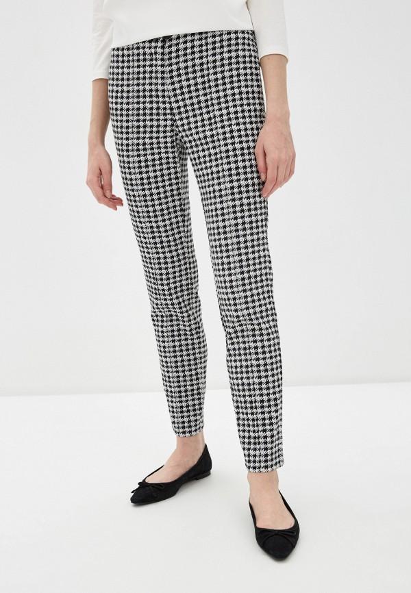 женские прямые брюки betty barclay, серые