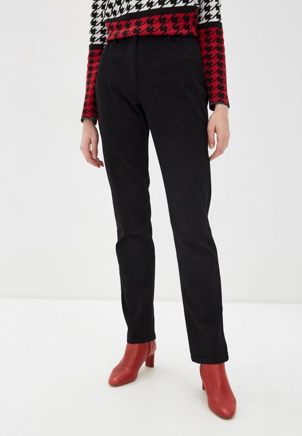 женские джинсы betty barclay, черные
