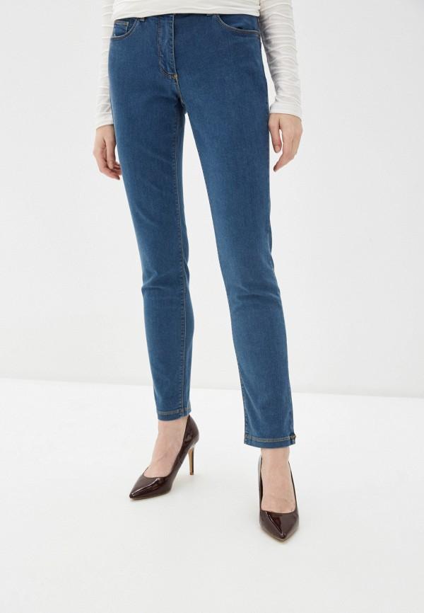 женские джинсы betty barclay, голубые