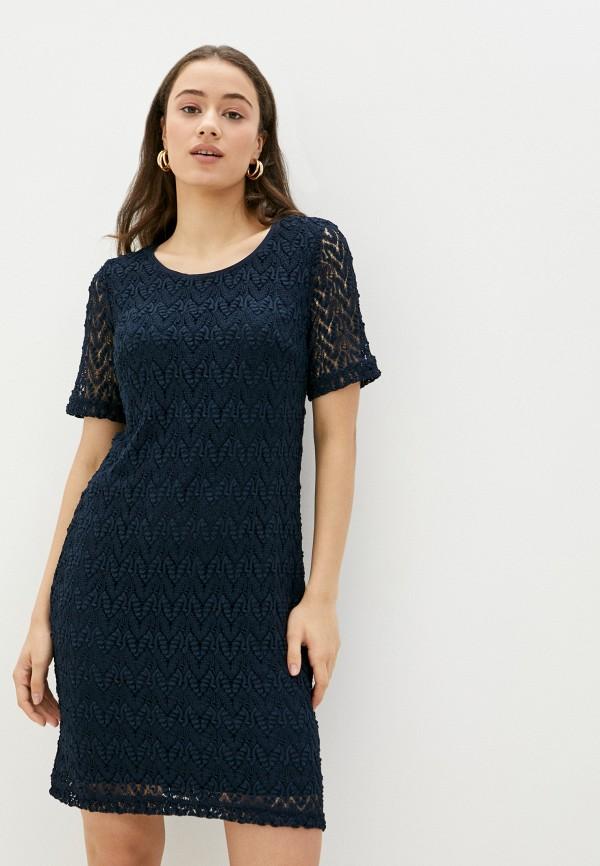 женское повседневные платье betty barclay, черное