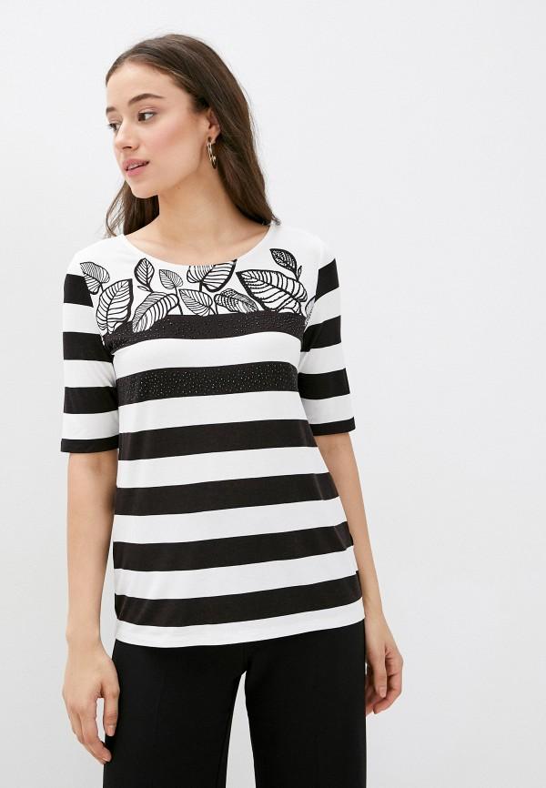 женская футболка betty barclay, черная
