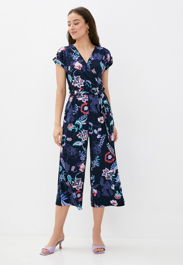 женский комбинезон с брюками betty barclay, синий