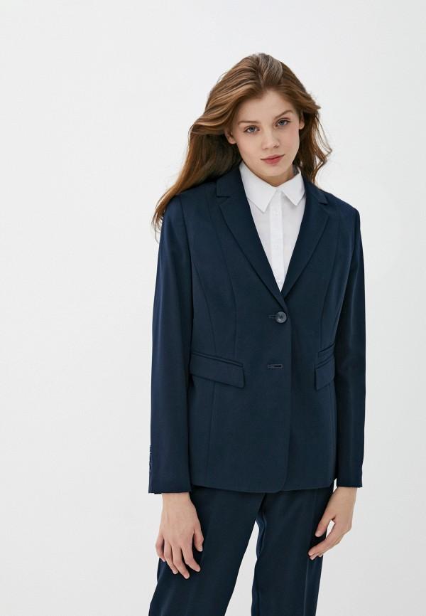 женский пиджак betty barclay, синий