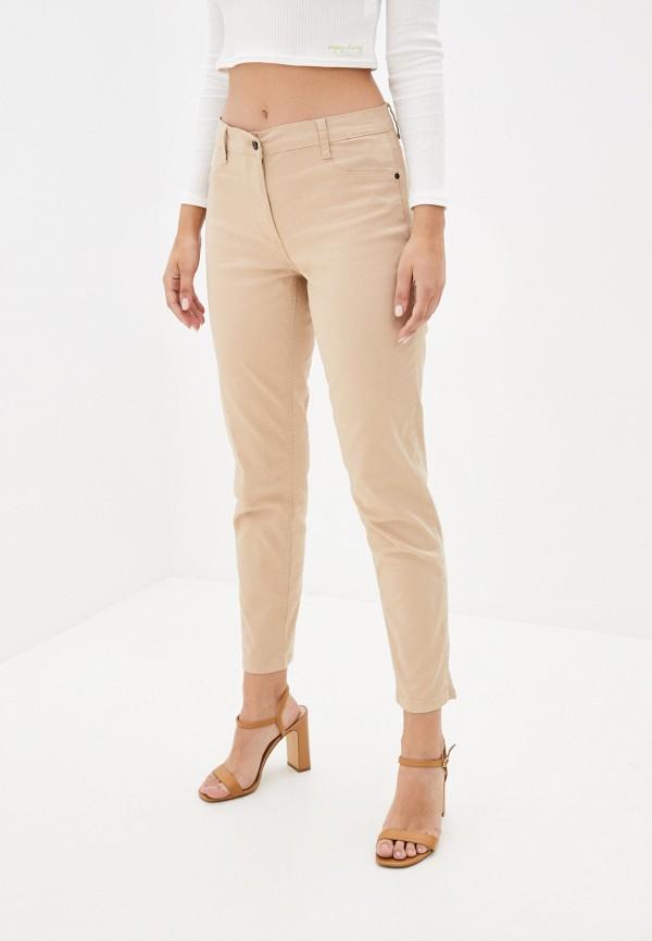 женские повседневные брюки betty barclay, бежевые