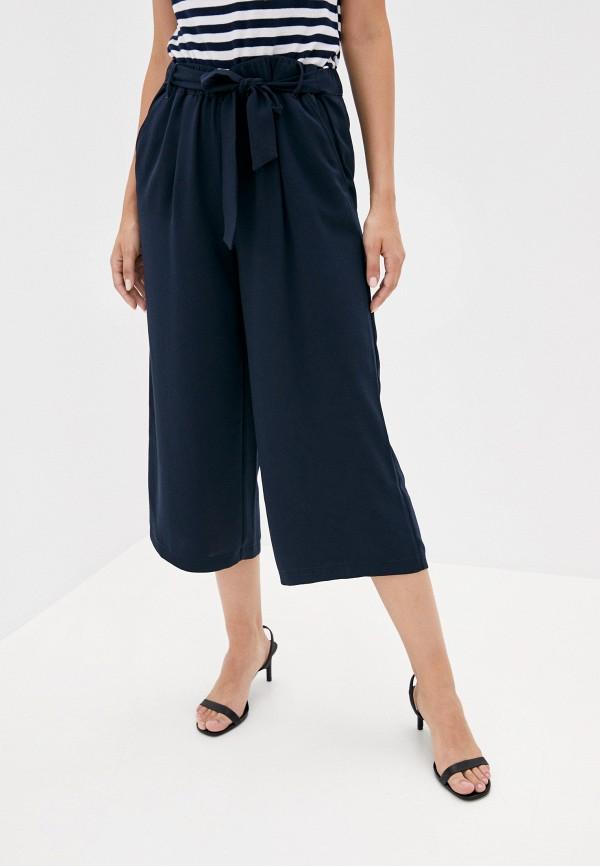 женские брюки клеш betty barclay, синие