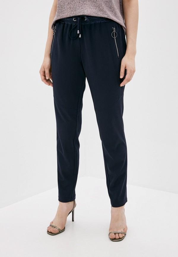 женские повседневные брюки betty barclay, синие