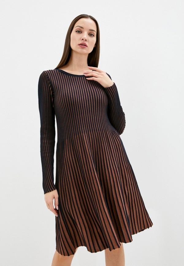женское повседневные платье betty barclay, разноцветное