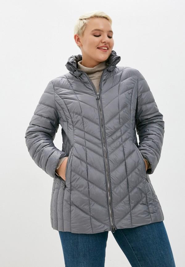 женская куртка betty barclay, серая