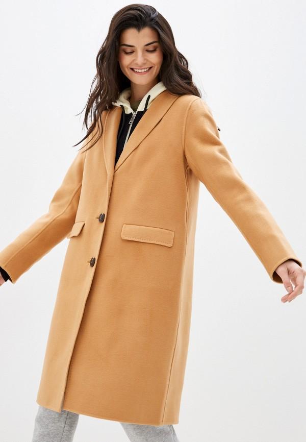 женское пальто betty barclay, бежевое