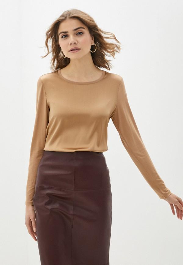 женская блузка betty barclay, золотая