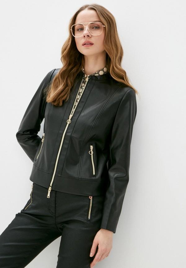 женская куртка betty barclay, черная
