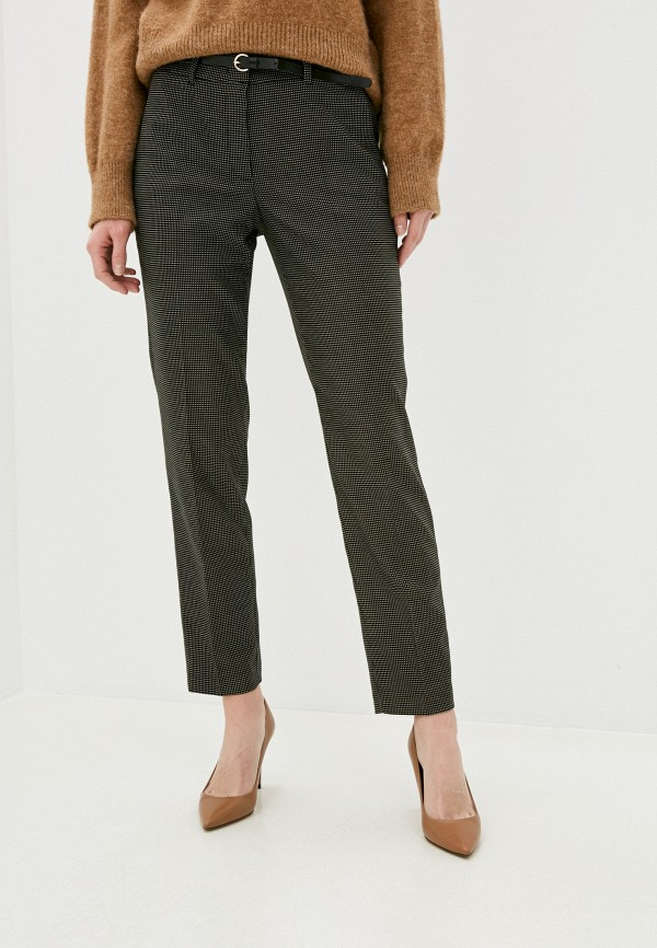 женские классические брюки betty barclay, черные