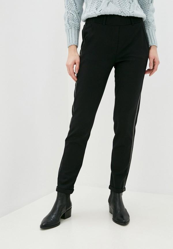 женские зауженные брюки betty barclay, черные