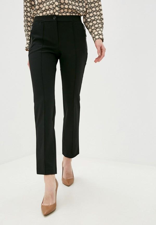 женские прямые брюки betty barclay, черные