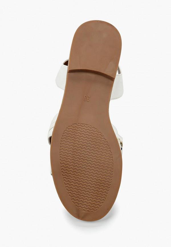 Фото 3 - женские сандали Bellamica белого цвета