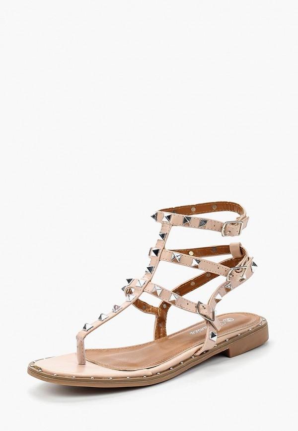 Сандалии Bellamica Bellamica BE058AWBKGG7 ботинки bellamica bellamica be058awxkb45