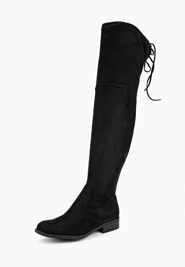 женские ботфорты bellamica, черные