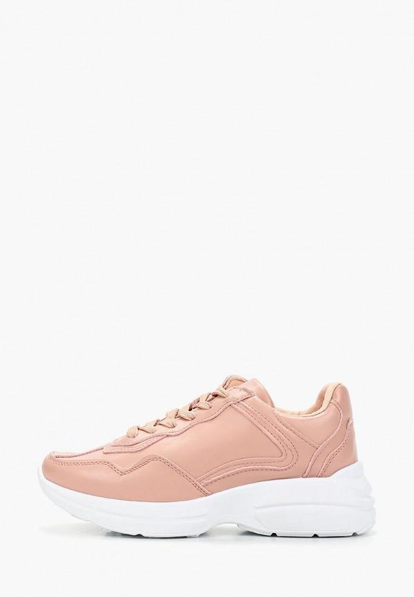 женские кроссовки bellamica, розовые
