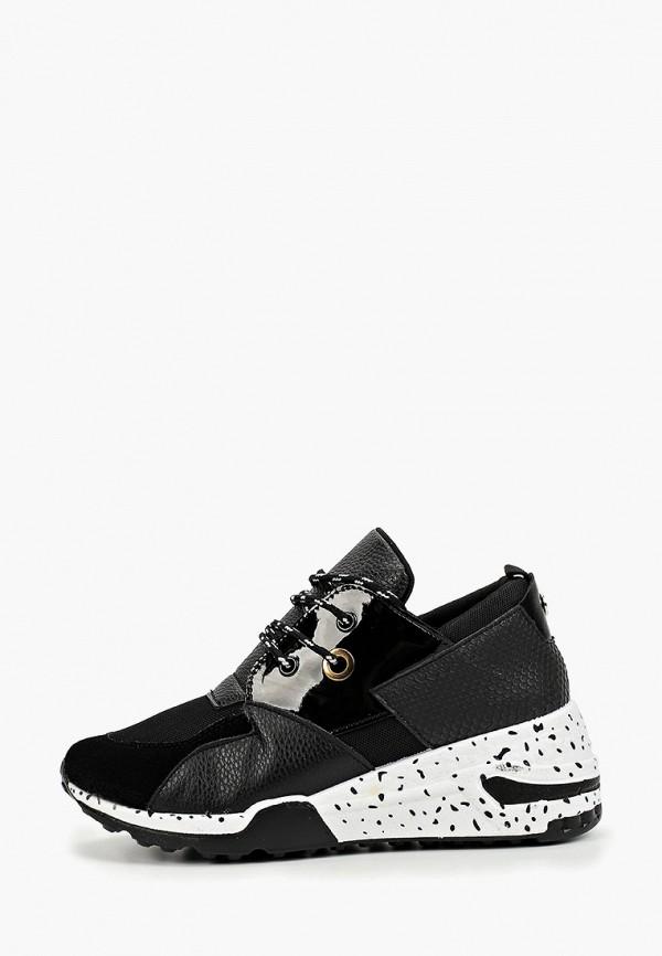 женские кроссовки bellamica, черные