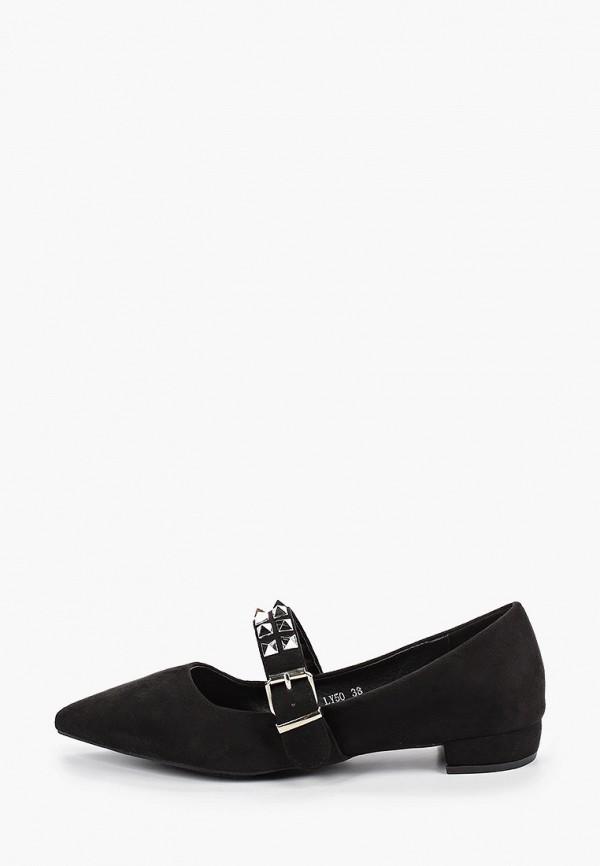 женские туфли bellamica, черные