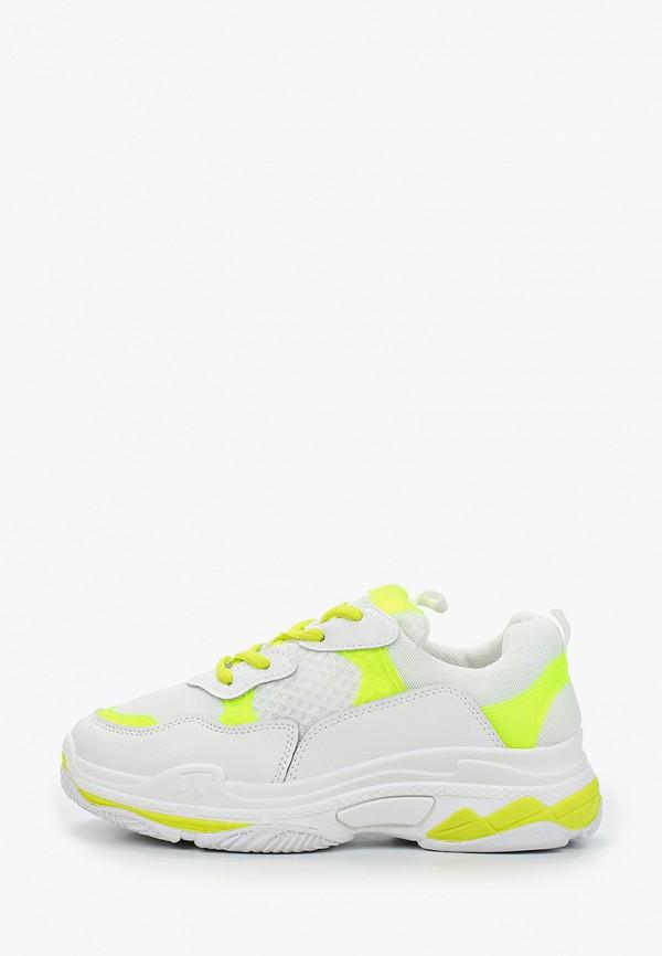 женские кроссовки bellamica, белые