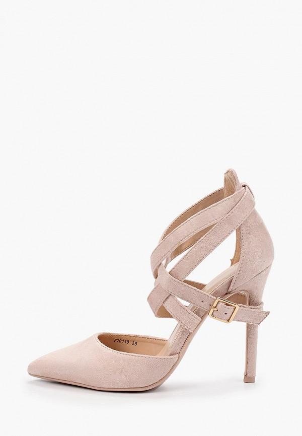женские туфли bellamica, бежевые