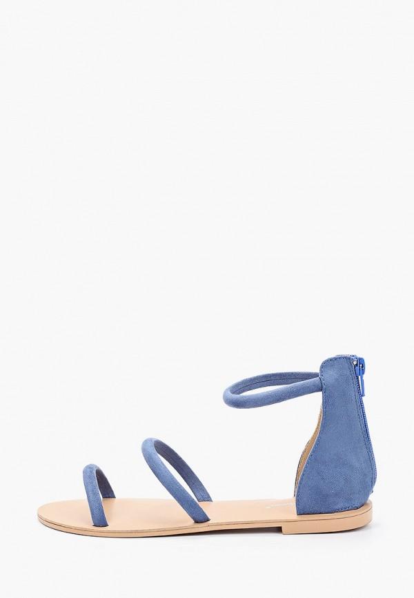 женские сандалии bellewomen, синие