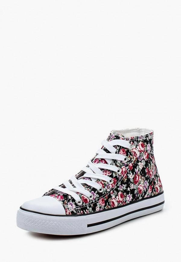 Купить Кеды Bella Comoda, be062awhil10, разноцветный, Весна-лето 2016