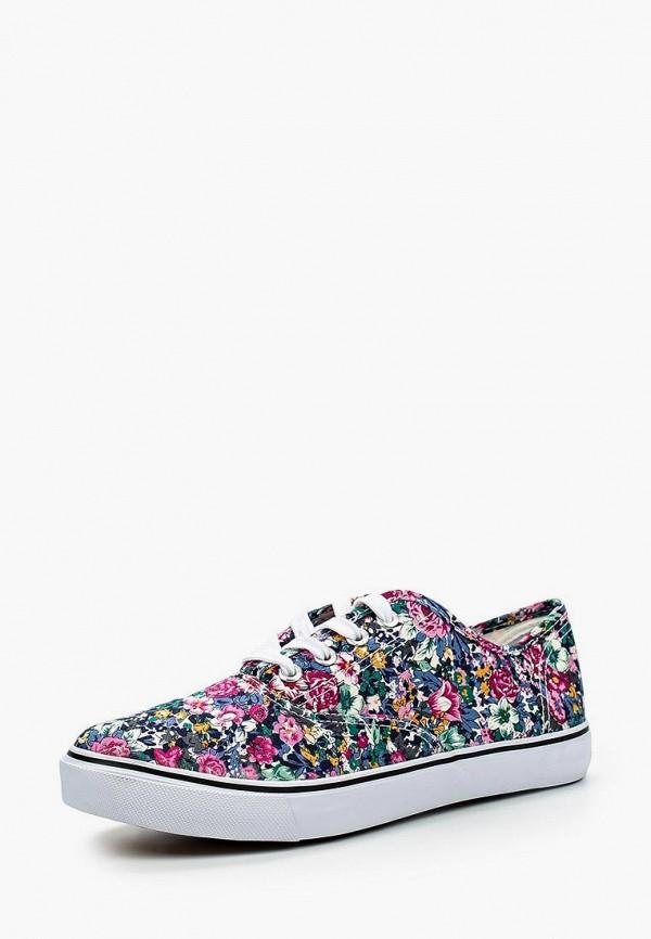 Купить Кеды Bella Comoda, be062awhil16, разноцветный, Весна-лето 2016
