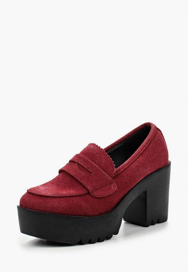 Купить Туфли Benini, BE065AWMBN40, бордовый, Осень-зима 2016/2017
