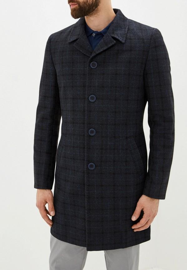 мужское пальто berkytt, синее