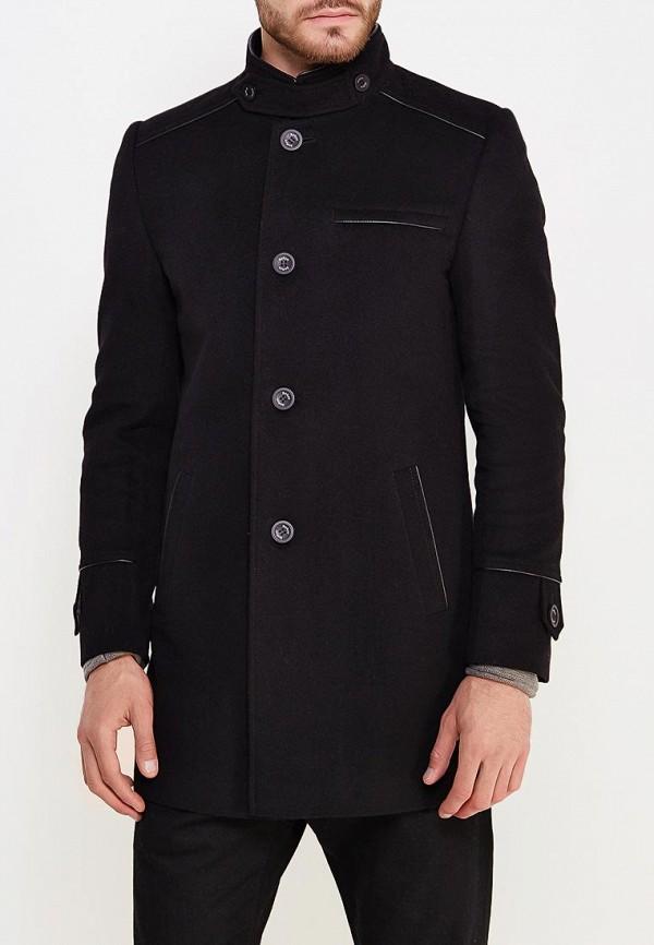 мужское пальто berkytt, черное