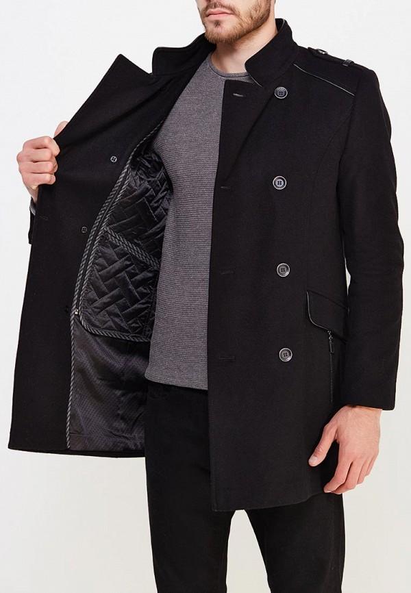 мужское черное пальто фото боб длинной