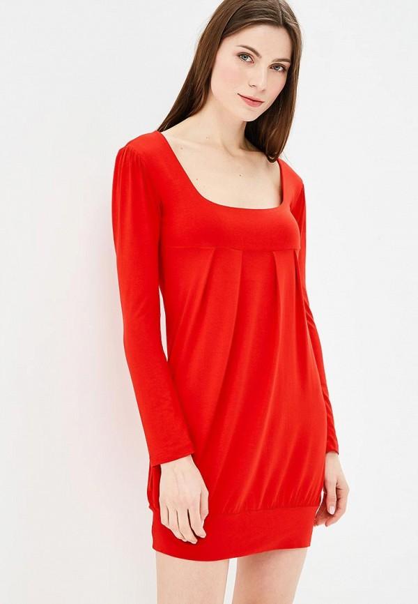 Купить Платье BEyou, be085ewbiro8, красный, Весна-лето 2018