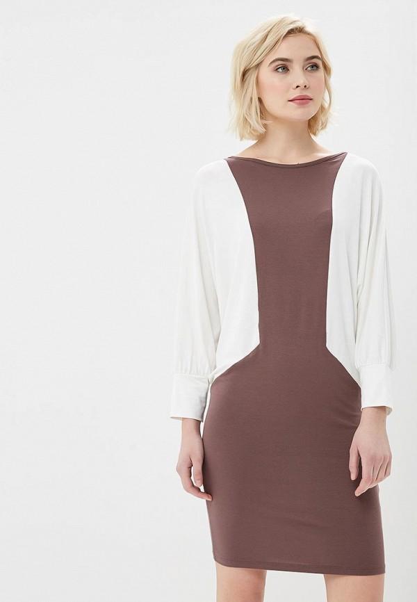 Купить Платье BEyou, be085ewbirp8, бежевый, Весна-лето 2018