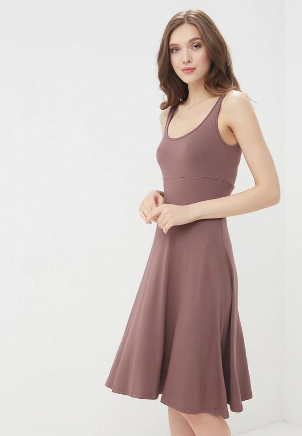 Купить Платье BEyou, be085ewbirq9, коричневый, Весна-лето 2018