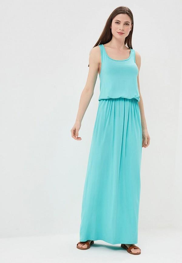 Купить Платье BEyou, be085ewbirr7, бирюзовый, Весна-лето 2018
