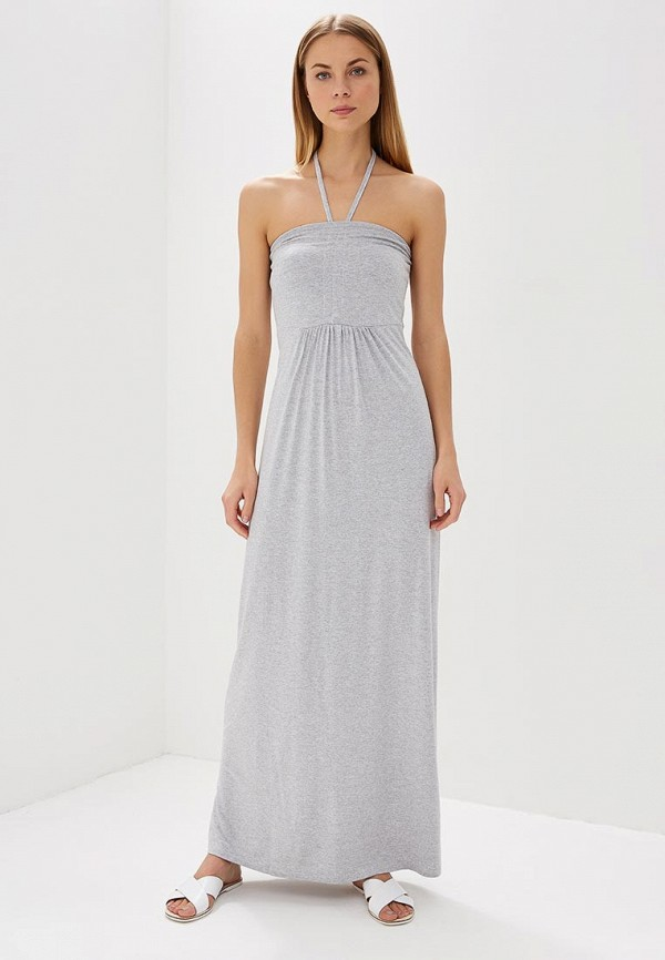 Купить Платье BEyou, be085ewbirs1, серый, Весна-лето 2018
