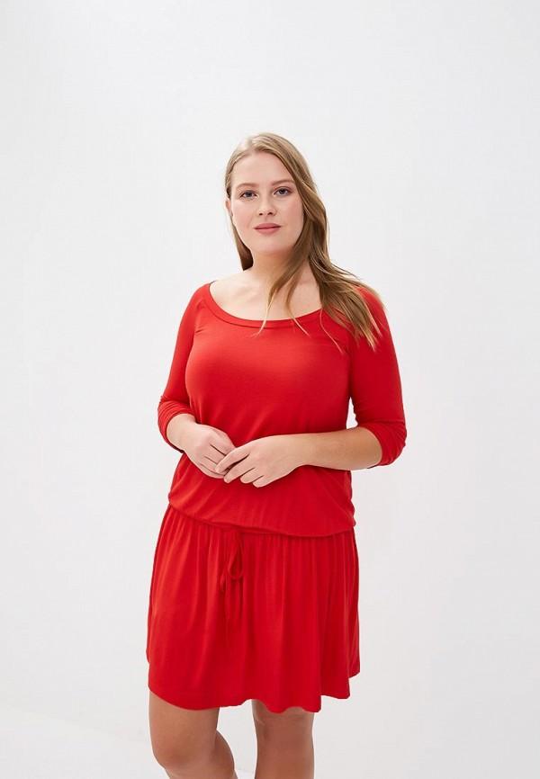 Купить Платье BEyou, be085ewbirt8, красный, Весна-лето 2018