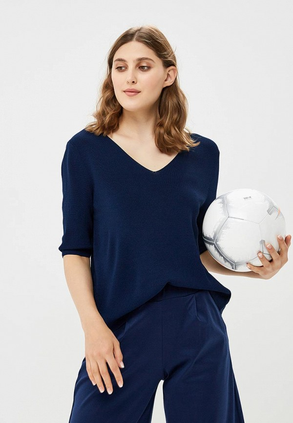 Купить Пуловер Betty & Co, BE086EWBUQI4, синий, Осень-зима 2018/2019