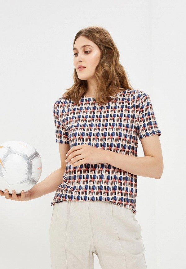 Купить Футболка Betty & Co, BE086EWBUQJ6, разноцветный, Осень-зима 2018/2019