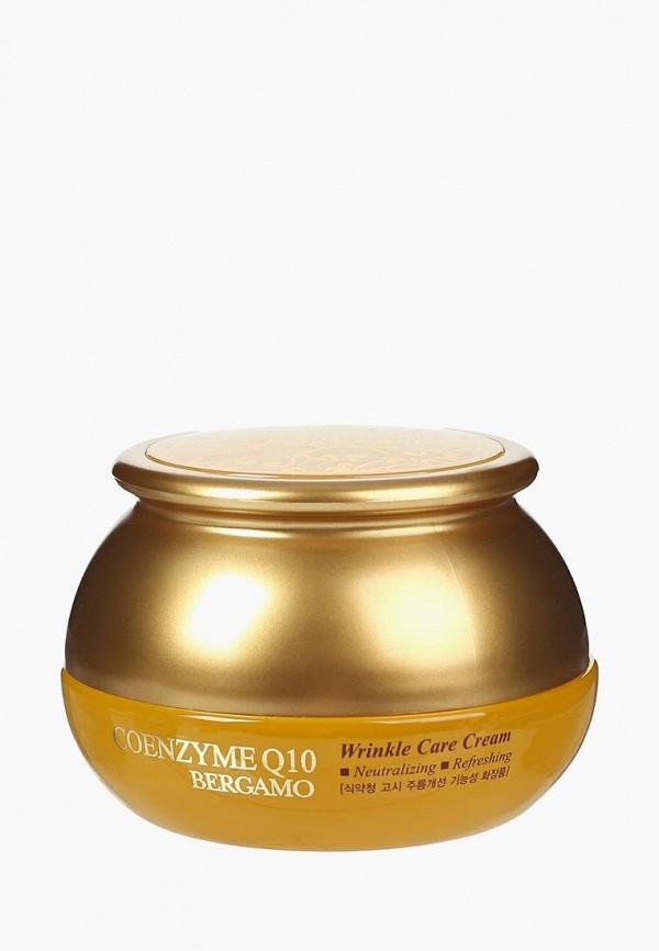 крем для лица с коэнзимом q10 bergamo