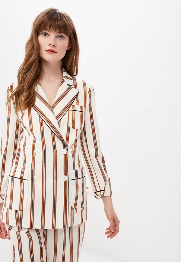 женский пиджак beatrice.b, белый